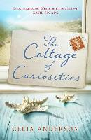 Cover for The Cottage of Curiosities by Celia Anderson