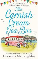 Cover for The Cornish Cream Tea Bus by Cressida McLaughlin