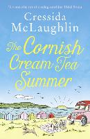 Cover for The Cornish Cream Tea Summer by Cressida McLaughlin