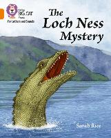 Cover for The Loch Ness Mystery Band 06/Orange by Sarah Rice