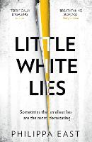 Cover for Little White Lies by Philippa East