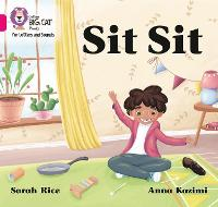 Cover for Sit Sit Band 01a/Pink a by Sarah Rice