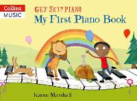 Cover for My First Piano Book by Karen Marshall
