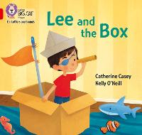 Cover for Lee and the Box Band 02b/Red B by Catherine Casey