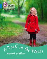 Cover for A Trail in the Woods Band 04/Blue by Suzannah Ditchburn