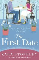 Cover for The First Date by Zara Stoneley
