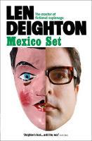 Cover for Mexico Set by Len Deighton