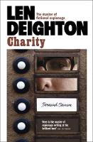 Cover for Charity by Len Deighton