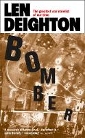 Cover for Bomber by Len Deighton