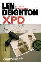 Cover for XPD by Len Deighton