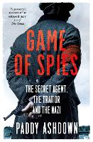 Cover for Game of Spies  by Paddy Ashdown