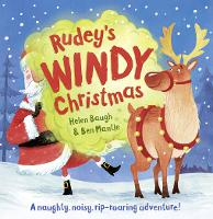 Cover for Rudey's Windy Christmas by Helen Baugh