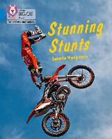 Cover for Stunning Stunts Band 04/Blue by Samantha Montgomerie