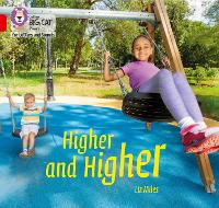 Cover for Higher and Higher Band 02b/Red B by Liz Miles