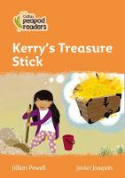 Cover for Level 4 - Kerry's Treasure Stick by Jillian Powell