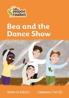 Cover for Level 4 - Bea and the Dance Show by Rebecca Adlard