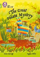 Cover for The Great Pinata Mystery Band 11+/Lime Plus by Ciaran Murtagh