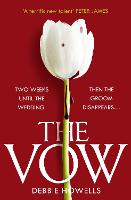 Cover for The Vow by Debbie Howells