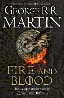 Cover for Fire and Blood  by George R.R. Martin