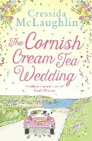 Cover for The Cornish Cream Tea Wedding by Cressida McLaughlin