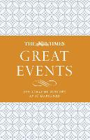 Cover for The Times Great Events  by James Owen