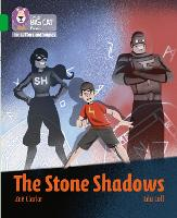 Cover for The Stone Shadows Band 05/Green by Zoe Clarke