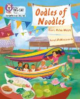 Cover for Oodles of Noodles Band 06/Orange by Clare Helen Welsh
