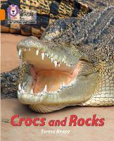 Cover for Crocs and Rocks Band 06/Orange by Teresa Heapy