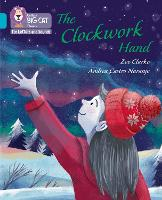 Cover for The Clockwork Hand Band 07/Turquoise by Zoe Clarke