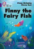 Cover for Finny the Fairy Fish  by Diana McCaulay