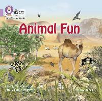 Cover for Animal Fun Band 00/Lilac by Emily Guille-Marrett, Charlotte Raby