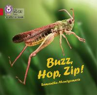 Cover for Buzz, Hop, Zip! Band 02a/Red a by Samantha Montgomerie