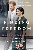 Cover for Finding Freedom  by Omid Scobie, Carolyn Durand