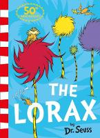 Cover for The Lorax by Dr. Seuss