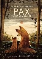 Cover for Pax, Journey Home by Sara Pennypacker