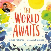 Cover for The World Awaits by Tomos Roberts