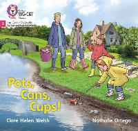 Cover for Pots, Cans, Cups! Phase 2 by Clare Helen Welsh