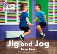 Cover for Jig and Jog Phase 2 by Teresa Heapy