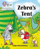 Cover for Zebra's Tent Phase 4 by Laura Hambleton