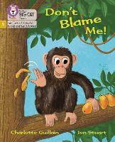 Cover for Don't Blame Me! Phase 5 by Charlotte Guillain