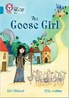 Cover for The Goose Girl Band 13/Topaz by Livi Michael