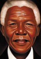 Cover for Nelson Mandela by Kadir Nelson
