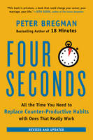 Cover for Four Seconds  by Peter Bregman