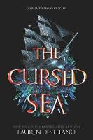 Cover for The Cursed Sea by Lauren DeStefano