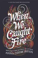 Cover for When We Caught Fire by Anna Godbersen