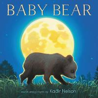 Cover for Baby Bear by Kadir Nelson