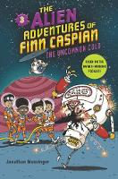 Cover for The Alien Adventures of Finn Caspian #3: The Uncommon Cold by Jonathan Messinger