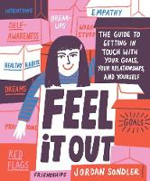 Cover for Feel It Out  by Jordan Sondler
