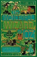 Cover for Wonderful Wizard of Oz Interactive, The [Illustrated with Interactive Elements] by L. Frank Baum