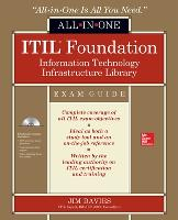 Cover for ITIL Foundation All-in-One Exam Guide by Jim Davies